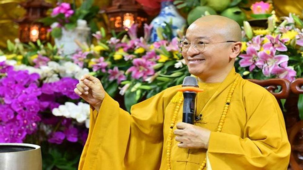 Thượng tọa Thích Nhật Từ: Không nên đến chùa cúng sao giải hạn